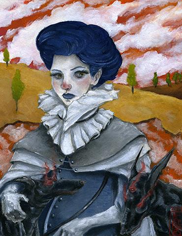 Lady Baskerville