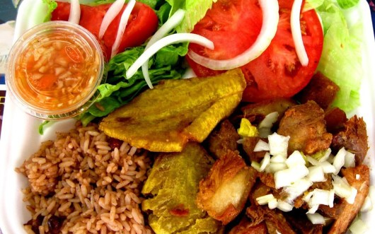 Image result for haitian food griot