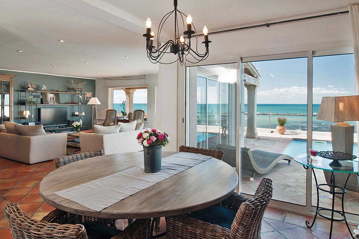 Holiday Villas Sea Views