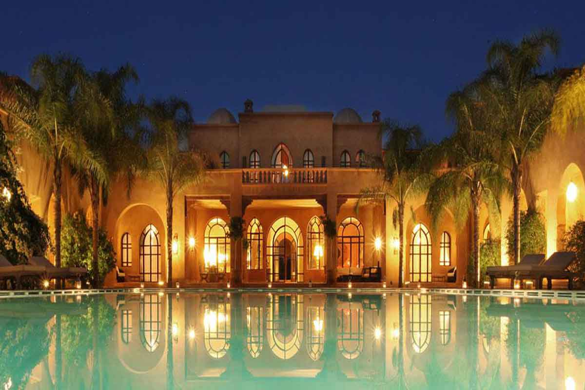 Luxury Moroccan Villa To Rent With Pool To Sleep 14 Suitable For Weddings And Events