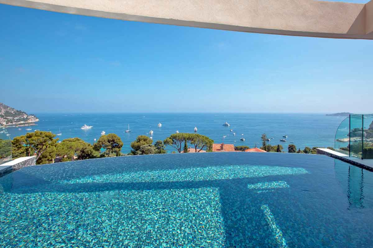 Cote DAzur Luxury Holiday Villa With Heated Pool To Rent