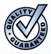 Our quality is guaranteed. If you're not happy with the home inspection services, let your inspector know and he'll either make it right or you don't pay for the inspection.