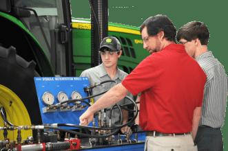 John Deere Agricultural Technology