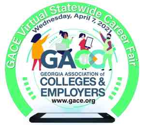 GACE virtual statewide career fair set for April 7th.