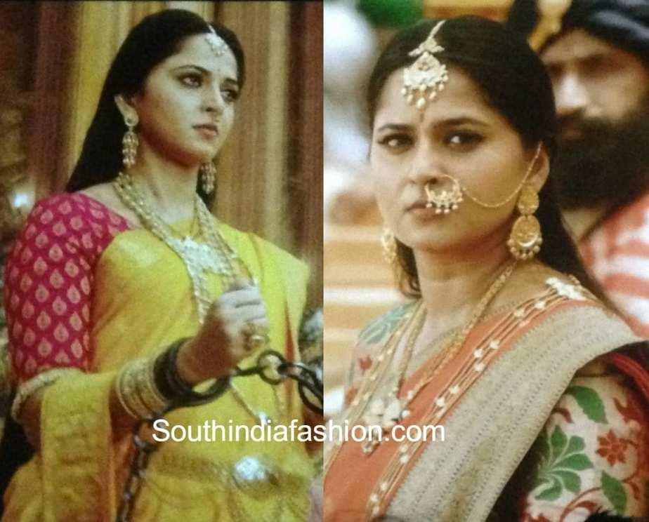 Anushka Shetty As Princess Devasena In Baahubali 2 The