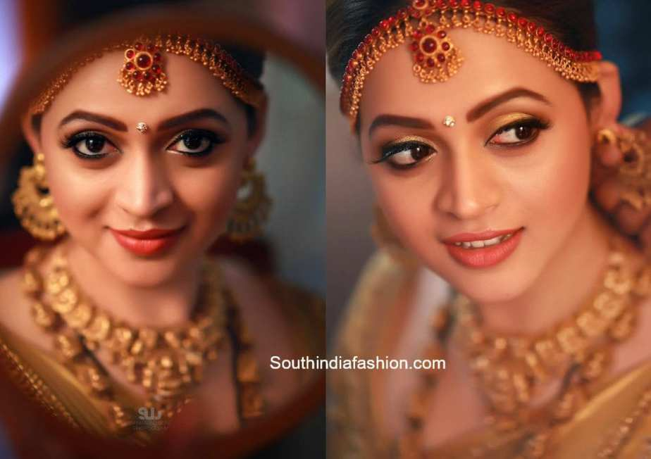 Malayalam Actress Bhavana And Producer Naveen Wedding