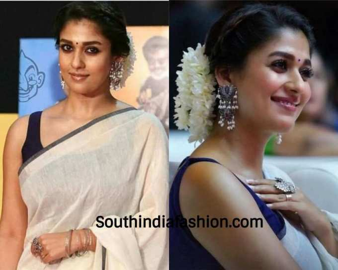 indian actress nayanthara hairstyle girls hairstyle ideas