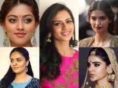 Stunning Kanchipuram Bridal Saree South India Fashion