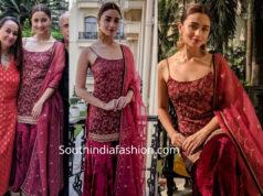 Tamanna In Gold Bridal Saree South India Fashion