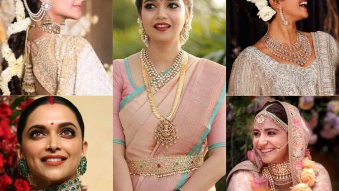 five wedding hairstyles inspired by indian celebrities!