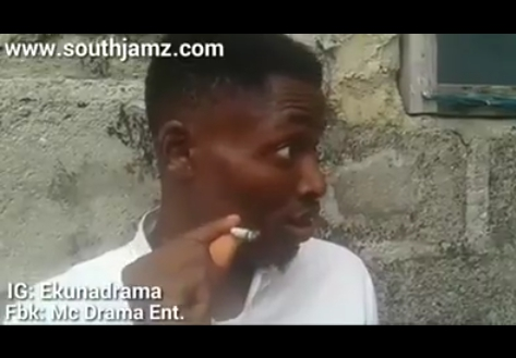 Comedy: Mc Drama – Real Dope // @ekuna_drama