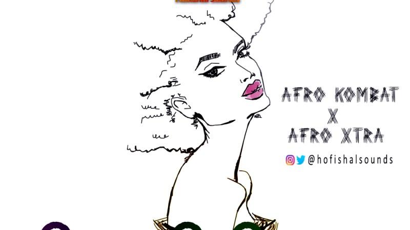 Freebeat: HofishaL Sounds – AfroKombat (AfrobeatAugust)