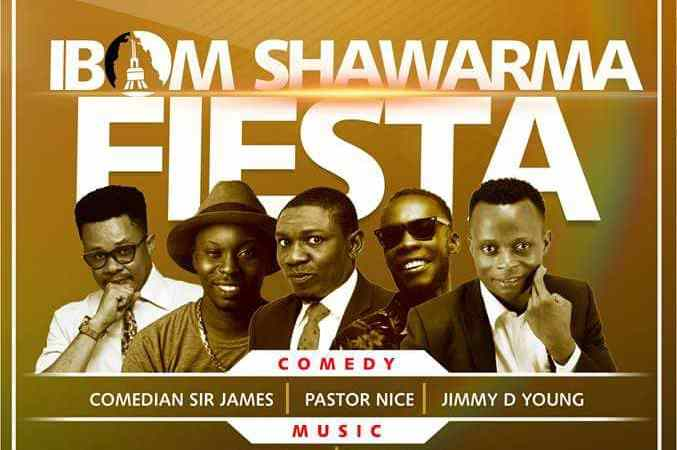 Event: Luvbishop Entertainment set to Thrill Pastry & Fun Lovers at Ibom Sharwama Fiesta