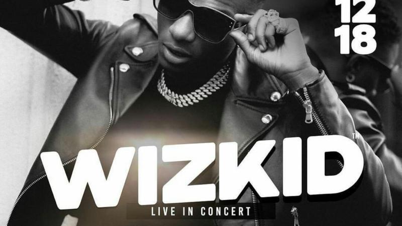 el' Carnaval Presents : Wizkid Live In Concert