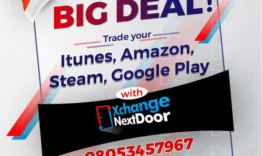 XCHANGNEXDOOR The Digital Exchanger You Can Trust
