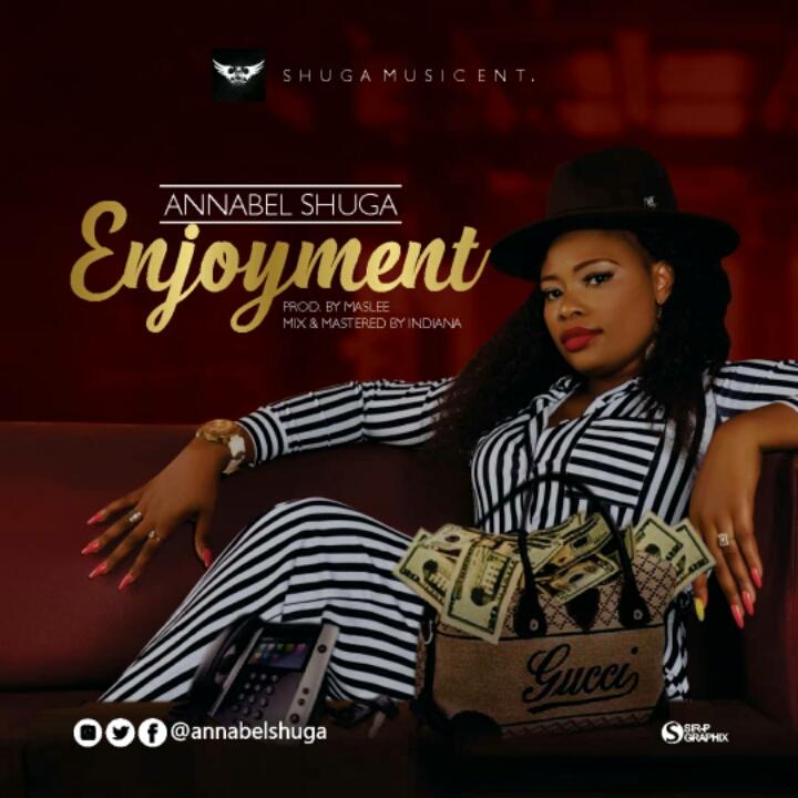 MUSIC: Annabel Shuga – Enjoyment (@AnnabelShuga)