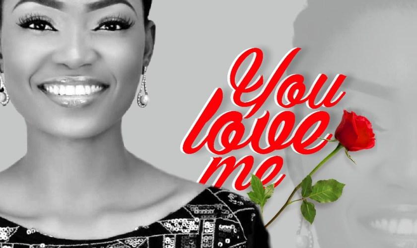 You Love Me – Olive Odije