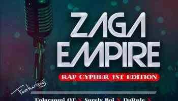 ZagaEmpire cypher art