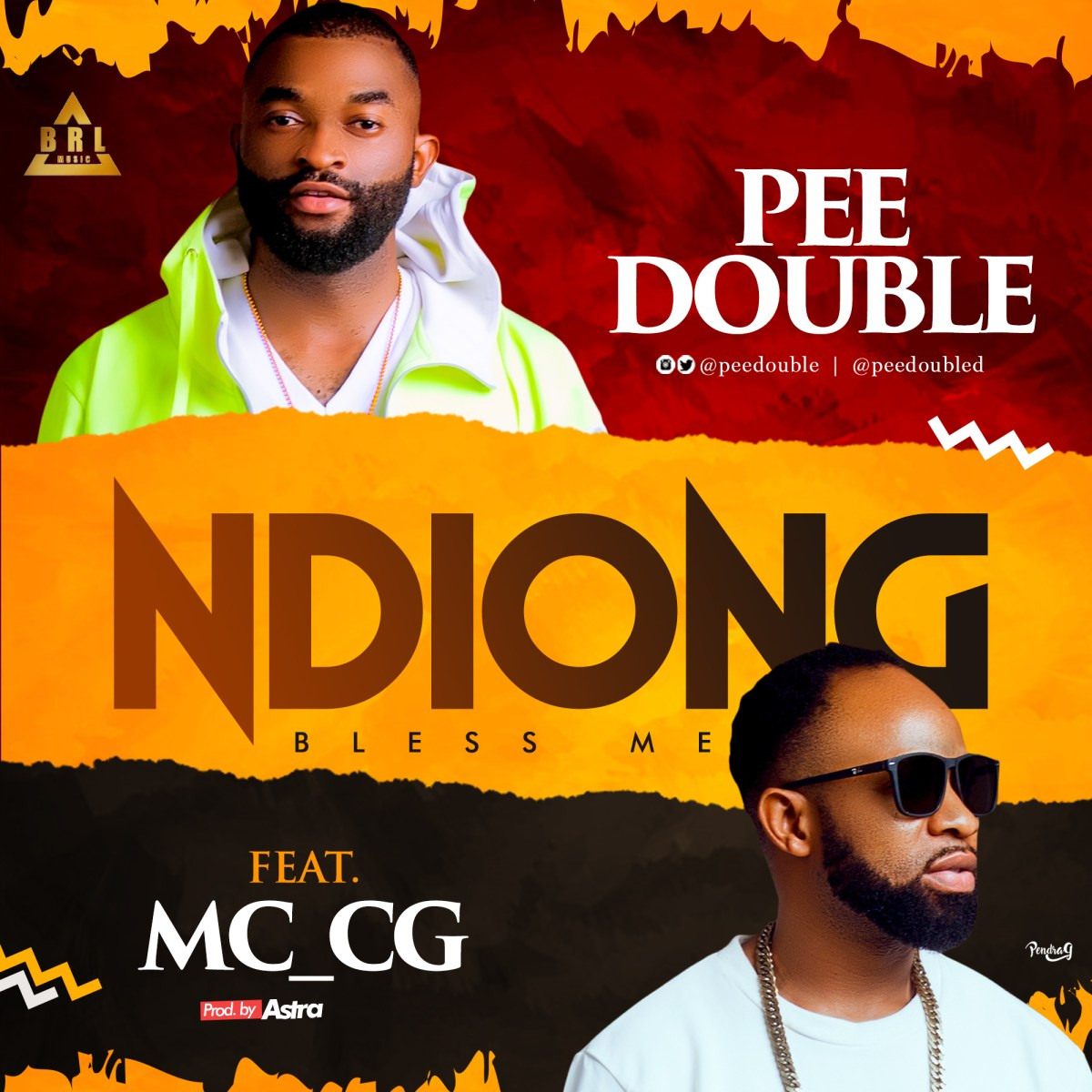 Music: Pee Double - Ndiong (Bless Me) ft MC GC // @peedoubled