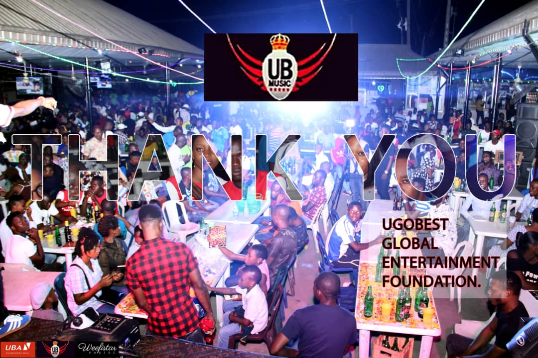 """DJ BRYTOS Dynamites Night"" highlight with Sugarboy, Erigga, Efe, Mr 2kay, Ajura, and Lots more"