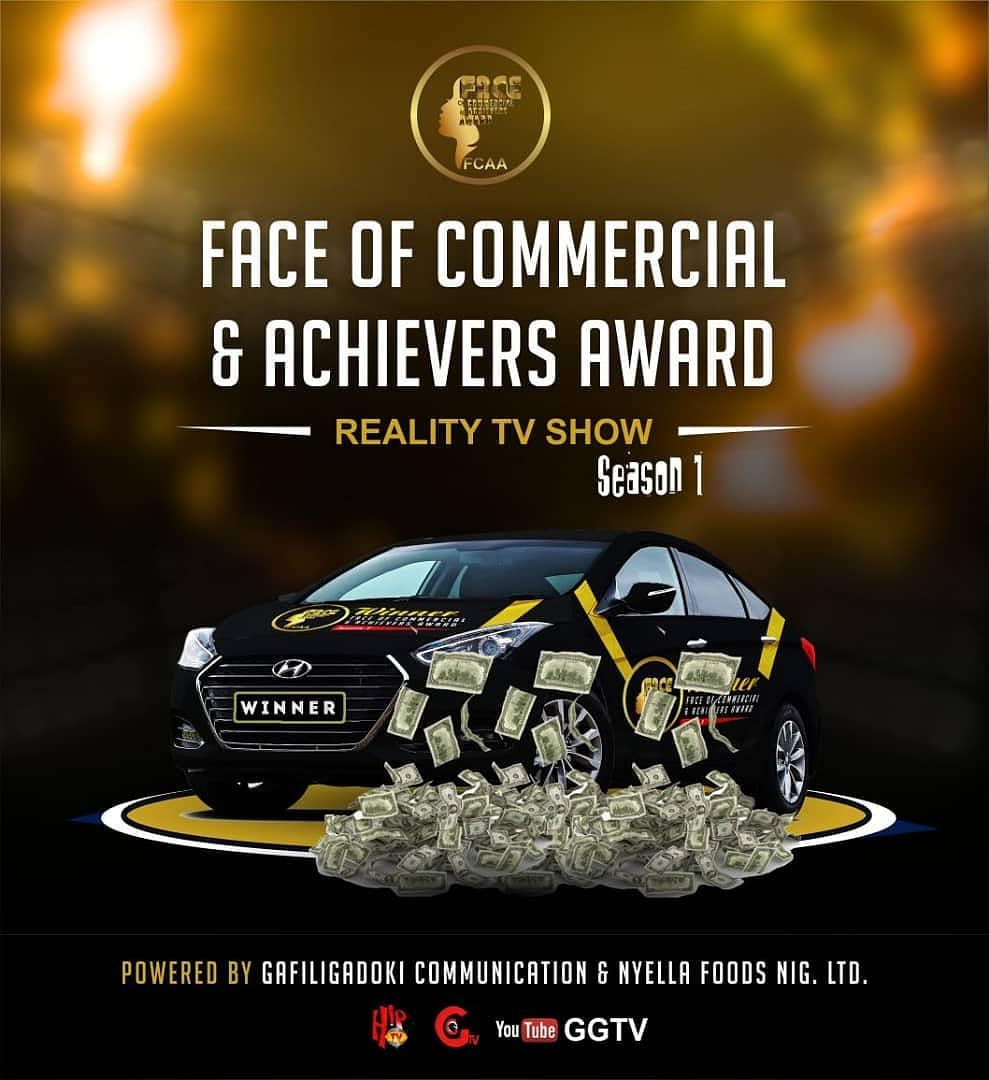 Event: Face Of Commerce Reality Show To Audition in Uyo