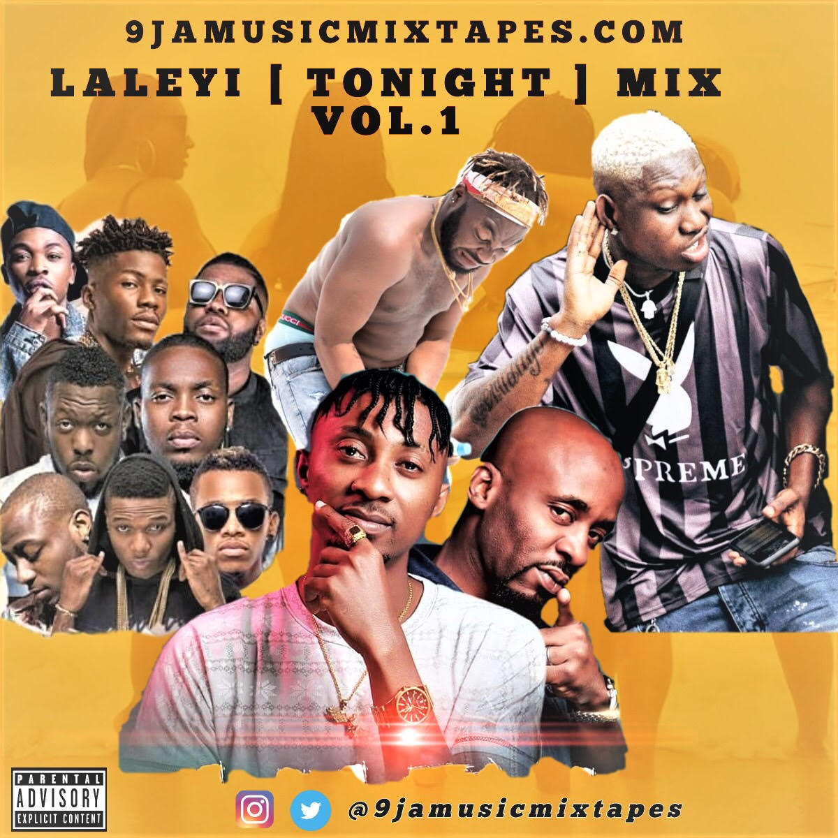 Mixtape: Laleyi [ Tonight ] Mix Vol 1 Hosted By DJ Que
