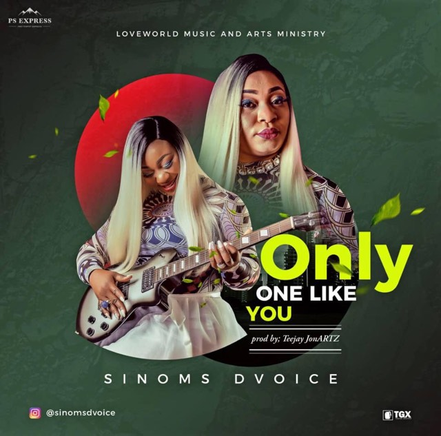 Sinoms-Dvoice – Only One like You @sinomsdvoice3}