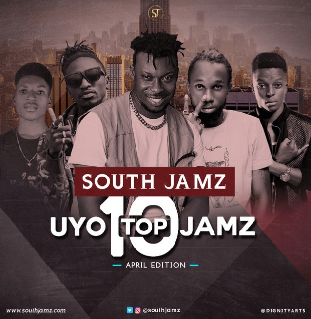 Review: Uyo Top10 Jamz – April Edition