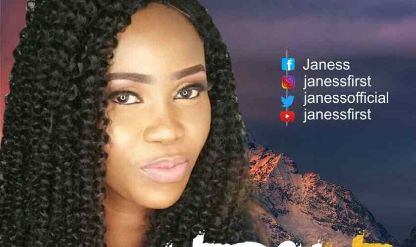 """Janess – """"Mercy Me"""" [@Janessofficial]"""