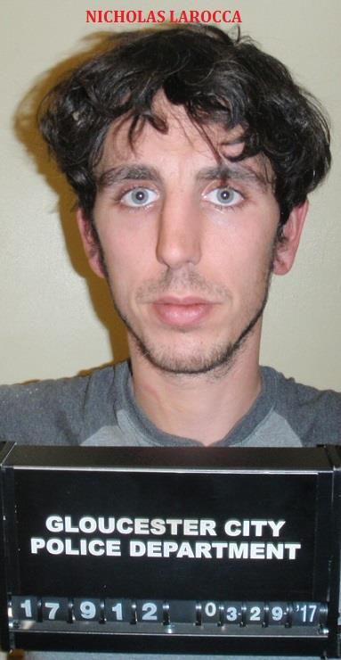 Nicholas Larocca arrested