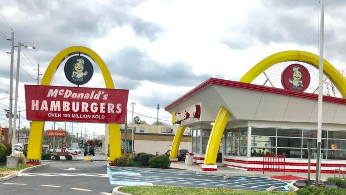 Mt. Ephraim McDonald's