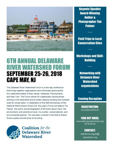 Delaware River Watershed Forum