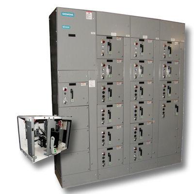 TIASTAR Siemens Motor Control Center -Southland Electrical ...