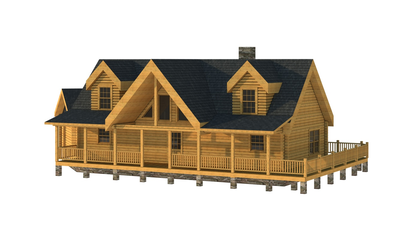Fairfield Plans Amp Information Southland Log Homes