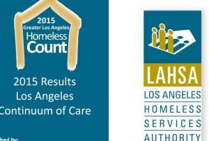 2015 Homeless Count Presentation