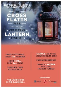 Lantern Festival - A4 Poster