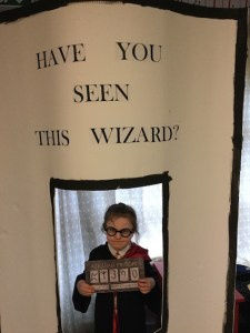Harry Potter Day 2