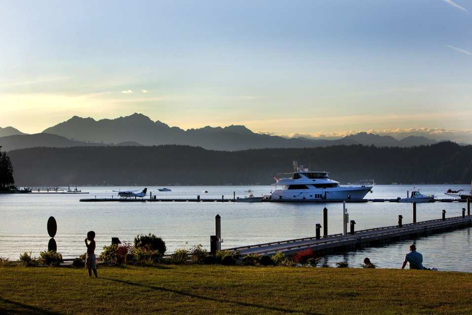 Washington State's Premier Waterfront Resort