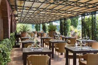 La Veranda Restaurant_Credit to Renaissance Tuscany