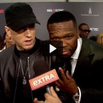 Watch New Eminem Interview On Southpaw Red Carpet