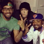 LISTEN: Eminem Calls In Shade 45 To Speak To Redman