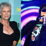 "Jamie Lee Curtis Responds Eminem's Diss on ""No Favors"""