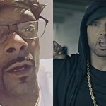 """WATCH: Snoop Dogg Reacts to Eminem's """"The Storm"""" Freestyle at BET Hip-Hop Awards"""