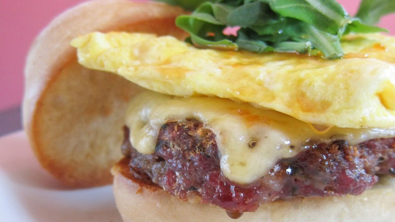 Housemade at Southport: Breakfast Sandwich