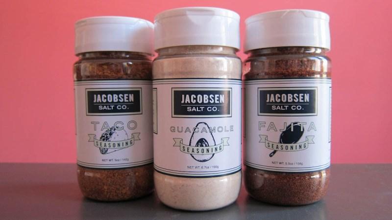 Jacobsen Salt Co. Seasonings – Kick your flavor up a notch