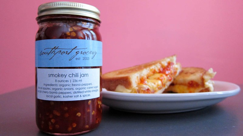 Smokey Chili Jam – adding some heat this Holiday season