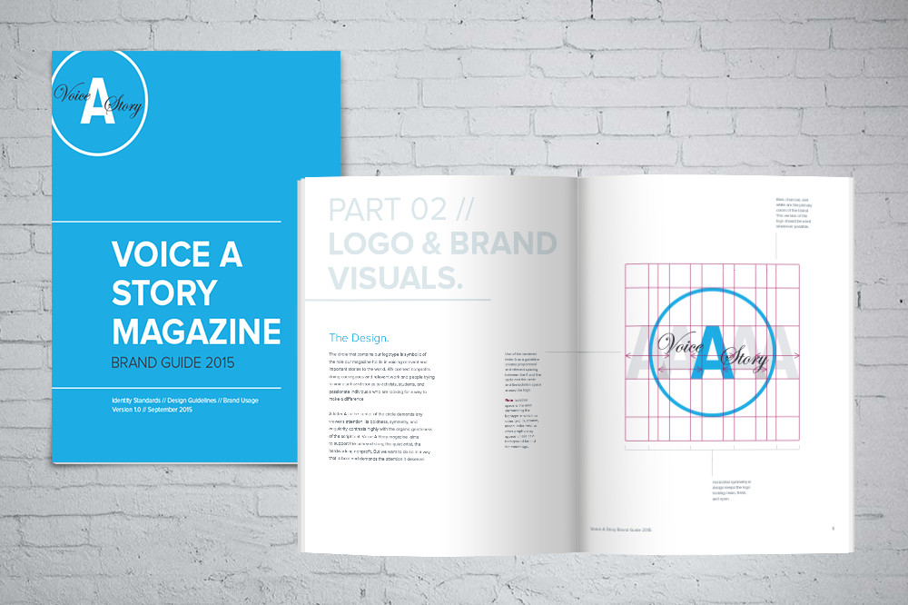 Voice A Story Brand Guide | by South Ranch Creative