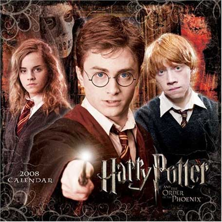 Hermione, Ron, & Harry