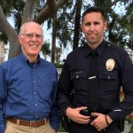 CyberWatch – A South Shores Welcome to Officer Elliot Rubright
