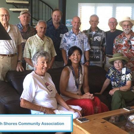 south shores community association board